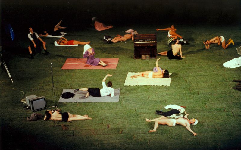 1980 – A Piece by Pina Bausch